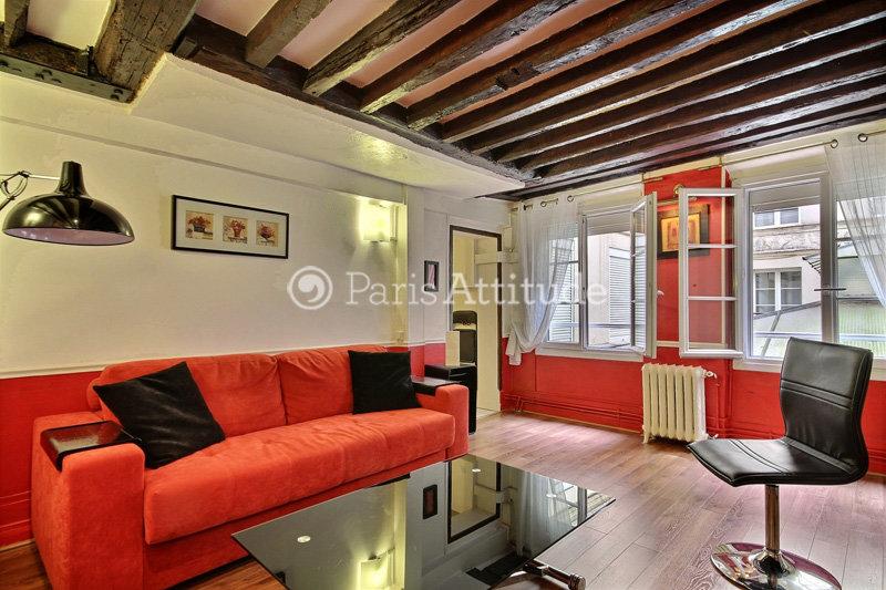 Appartement Meublé Studio 28m²
