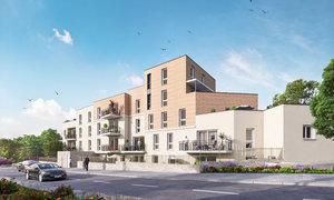 Appartement 2pièces 47m² Chartres