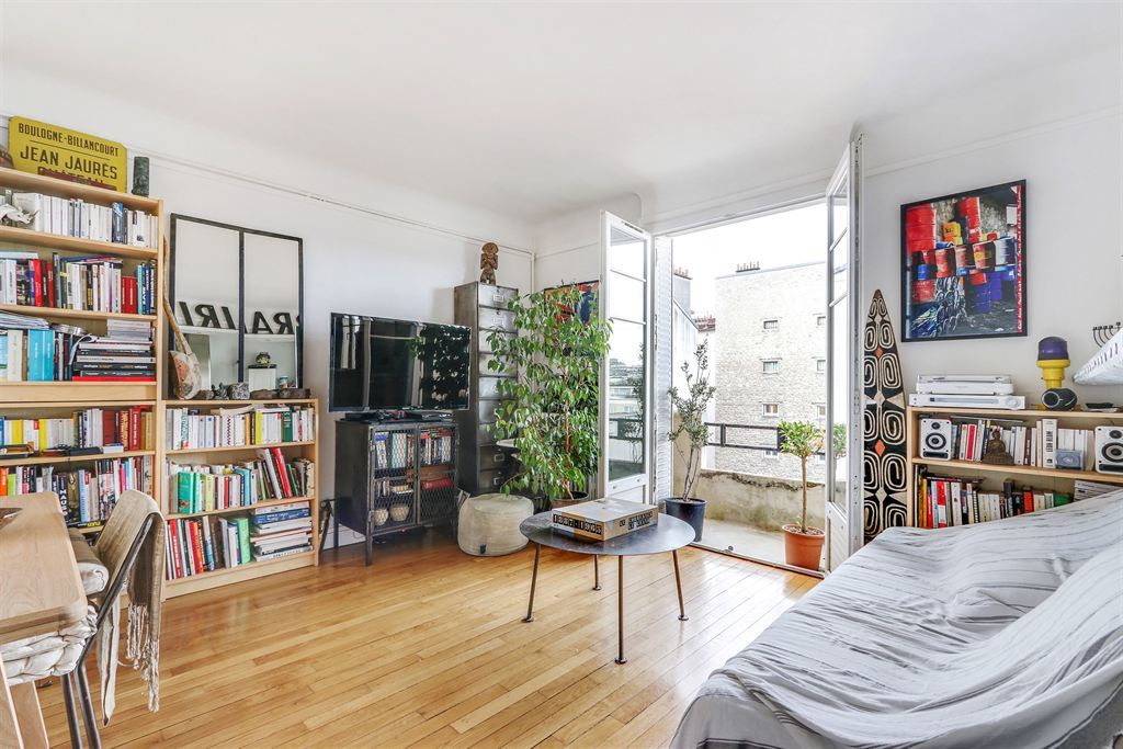 Appartement 2pièces 50m² Boulogne-Billancourt