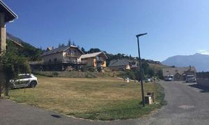 Terrain 765m² Puy-Sanières