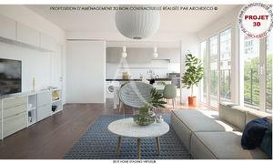 c61ecbe44f6 Appartement 3 pièces 75 m²Paris 14e 75014 (Jean Moulin - Porte d Orléans)
