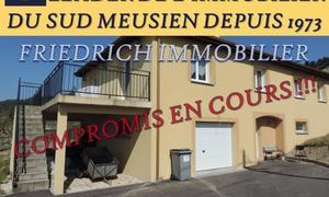 Maison 6pièces 158m² Saint-Mihiel