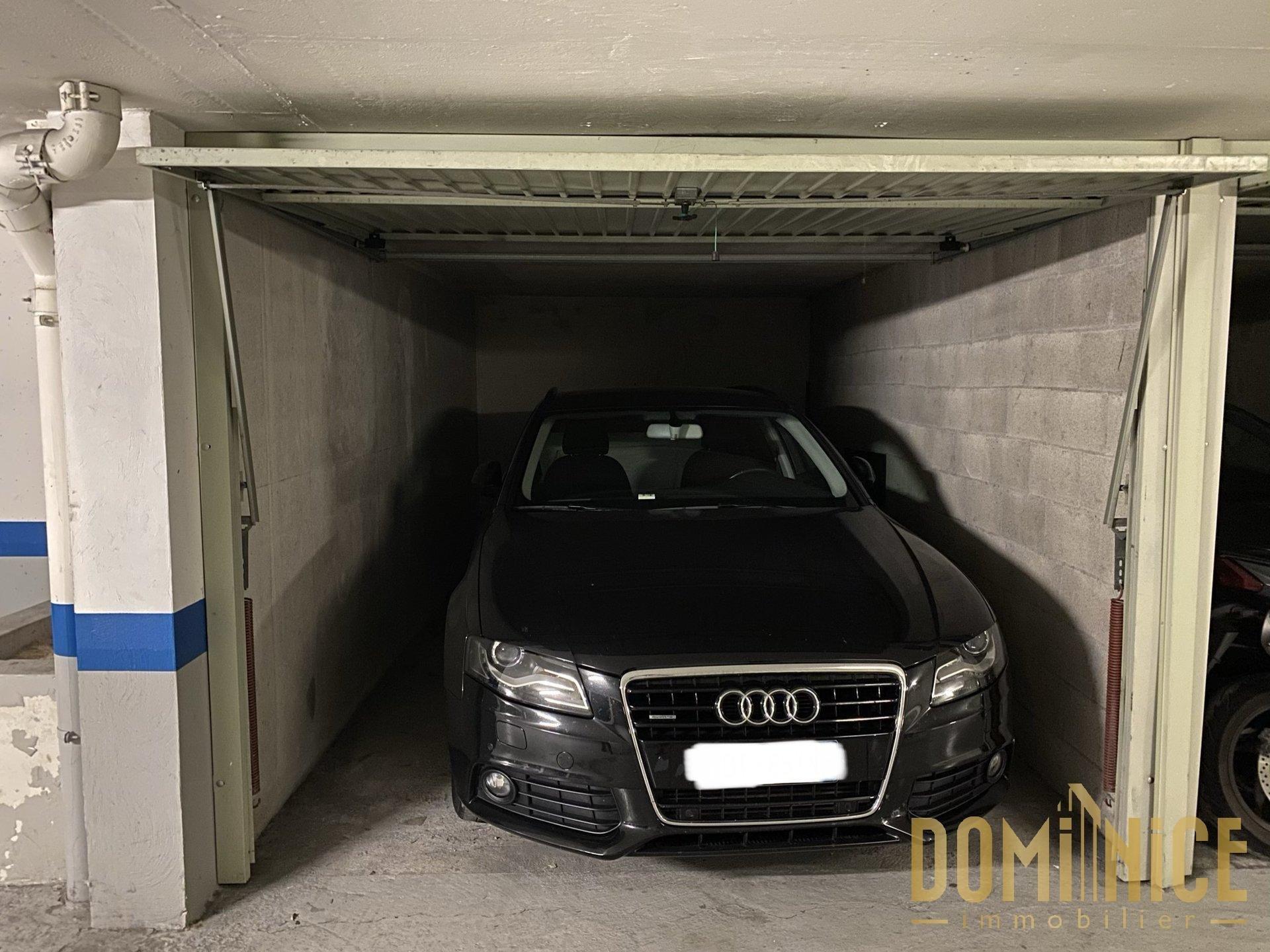 WILSON : Garage, immeuble standing sécurisé gardien