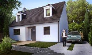 Maison neuve 5pièces 110m² Rainneville
