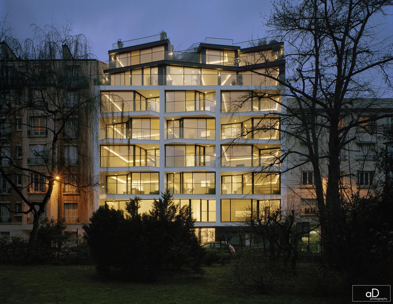 Programme immobilier LE KORIANT à Boulogne-Billancourt - 890 000 à 1 590  000 € 716f3f156e6f