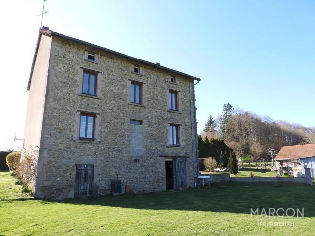 Maison 10pièces 240m² à Bénévent-l'Abbaye