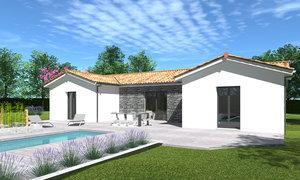 Maison neuve 5pièces 130m² Blanquefort