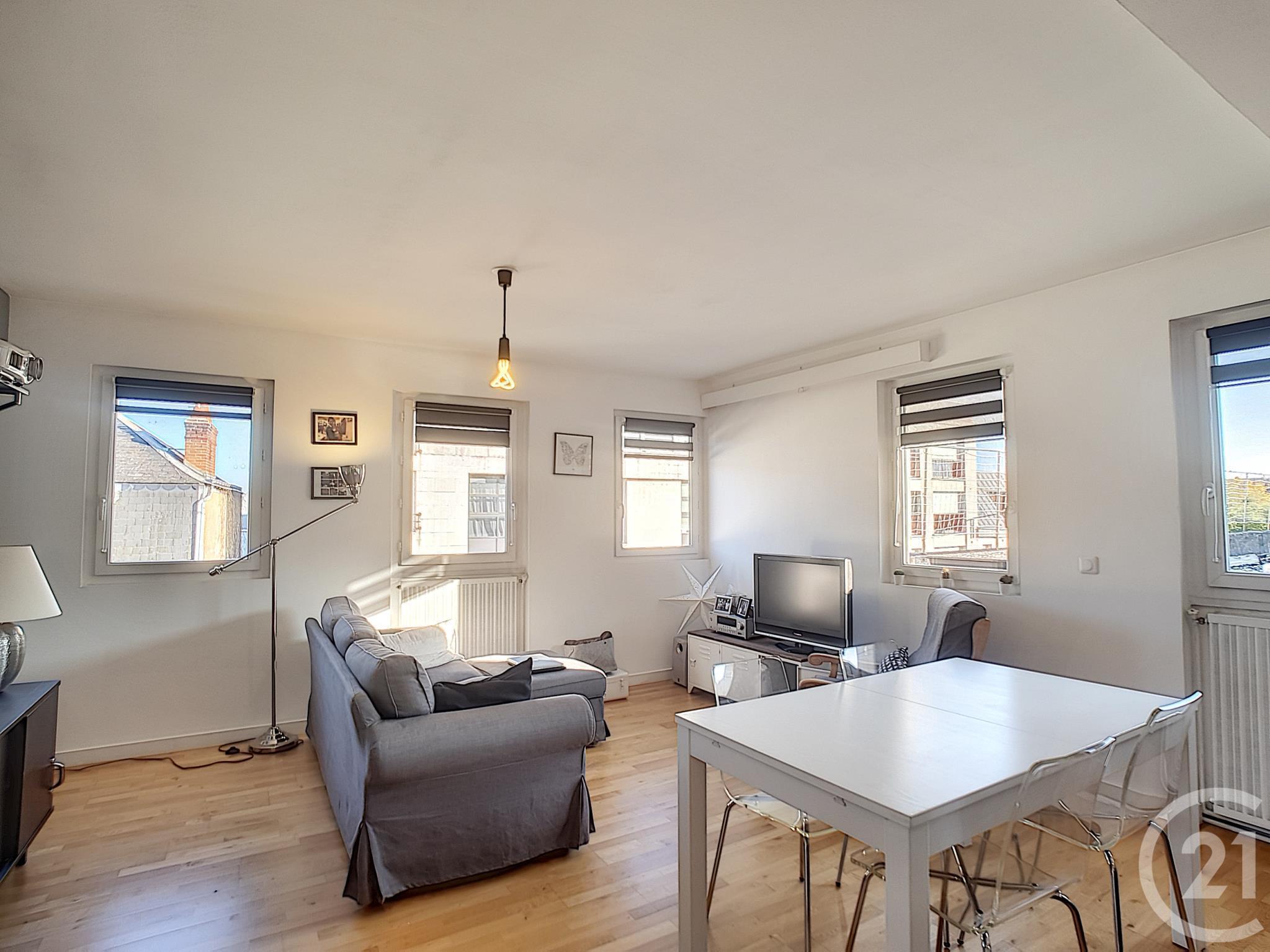 Appartement 3pièces 60m² Tours