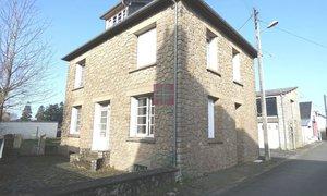 Maison 7pièces 98m² Fougerolles-du-Plessis