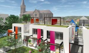Appartement 3pièces 76m² Zillisheim