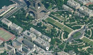 Appartement 3pièces 56m² Paris 15e