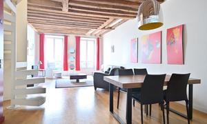 Appartement 3pièces 94m² Paris 3e