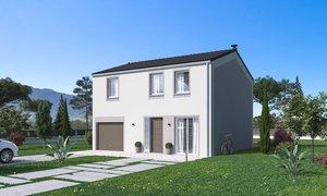 Maison neuve 4pièces 120m² Cavignac