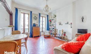 Appartement 3pièces 77m² Marseille 2e