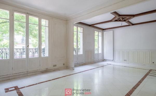 Achat Appartement Paris 19e Secretan Jaures 75019