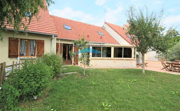achat maison 6 pices 166 m briis sous forges 398 300