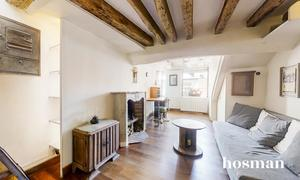 Appartement 2pièces 35m² Paris 2e