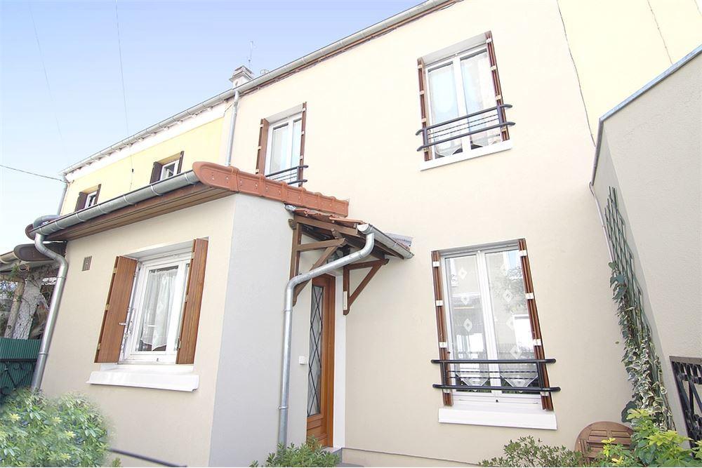 Maison a vendre colombes - 3 pièce(s) - 65 m2 - Surfyn