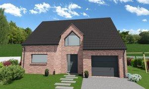 Maison neuve 4pièces 98m² Berthen