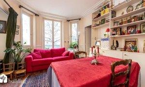 Appartement 3pièces 60m² Paris 16e