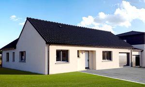Maison neuve 6pièces 130m² Saint-Sébastien-de-Morsent