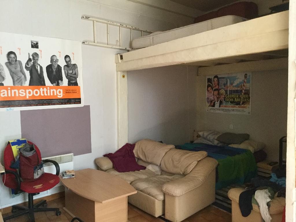 Appartement 1pièce 30m² Bordeaux