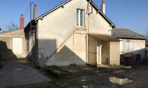 Maison 4pièces Bourges