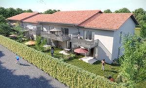Appartement 3pièces 64m² Bourg-en-Bresse