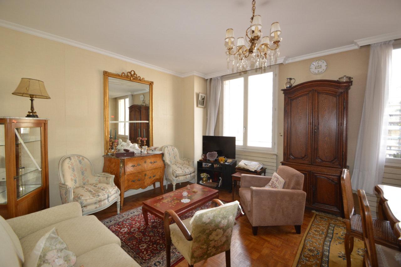 Appartement 2pièces 62m² Boulogne-Billancourt