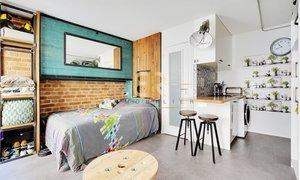 Appartement 1pièce 24m² Paris 9e
