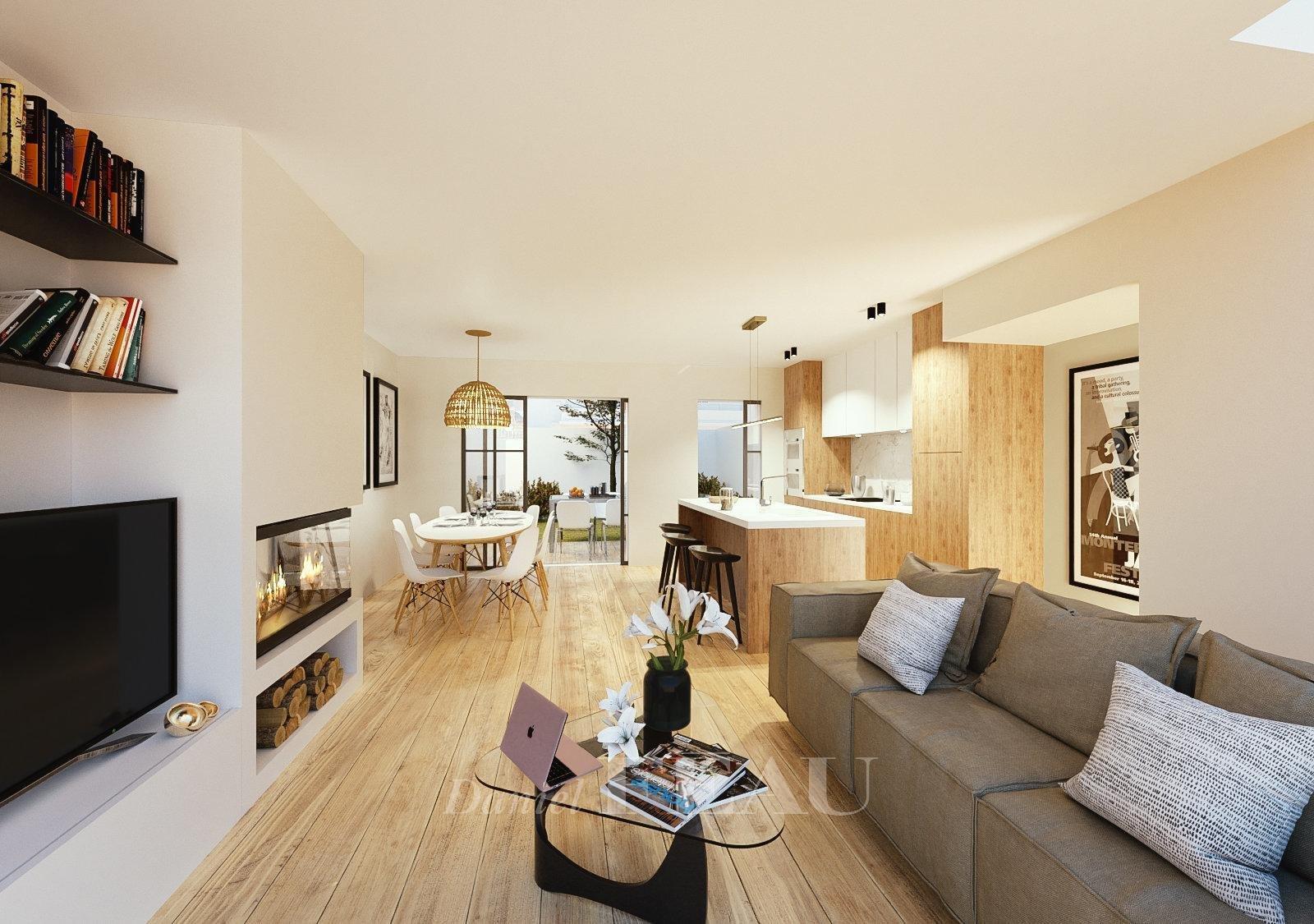 Maison a vendre boulogne-billancourt - 5 pièce(s) - 173.1 m2 - Surfyn