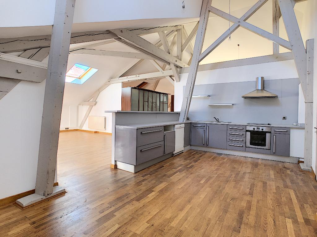 Appartement 2pièces 123m² à Châlons-en-Champagne