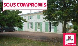 Maison 8pièces 240m² Mauzé-sur-le-Mignon