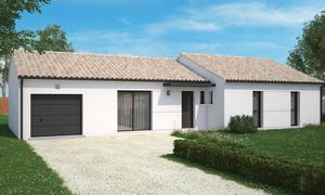 Maison neuve 5pièces 110m² Poitiers