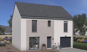 Maison neuve 6pièces 109m² Boissy-le-Châtel