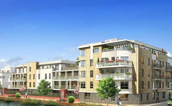 Programme immobilier NATURA à Bois-Colombes : 82 biens neufs - 263 ...