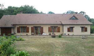 Maison 5pièces 151m² Saint-Sauveur-en-Puisaye