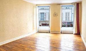 Appartement 3pièces 54m² Paris 3e