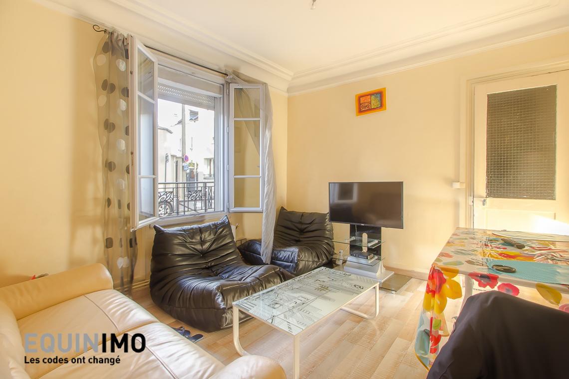Appartement 2pièces 33m² Bois-Colombes