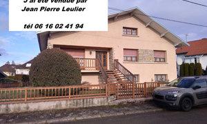 Maison 6pièces 155m² Saint-Loup-sur-Semouse