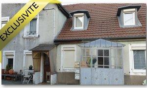 Appartement 3pièces 55m² Rougemont-le-Château