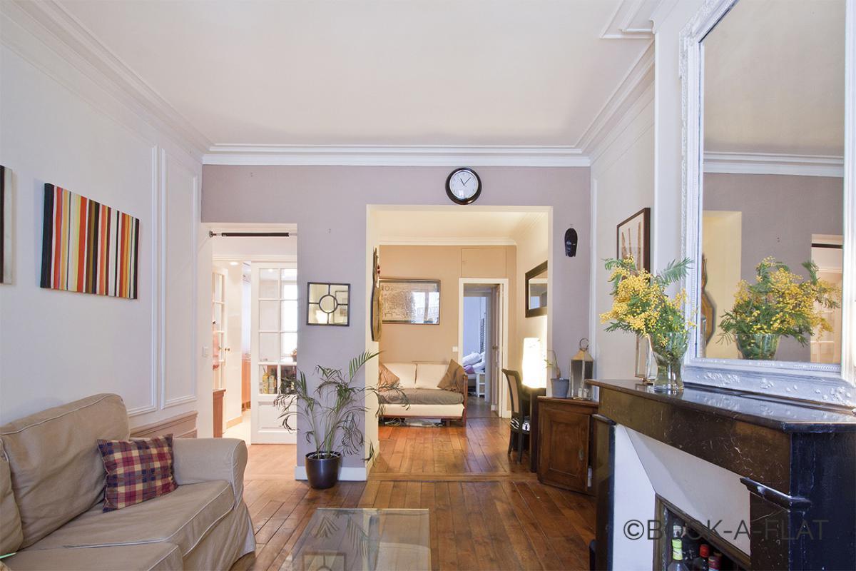 location appartement meubl 2 pi ces 49 m paris 17e 1. Black Bedroom Furniture Sets. Home Design Ideas