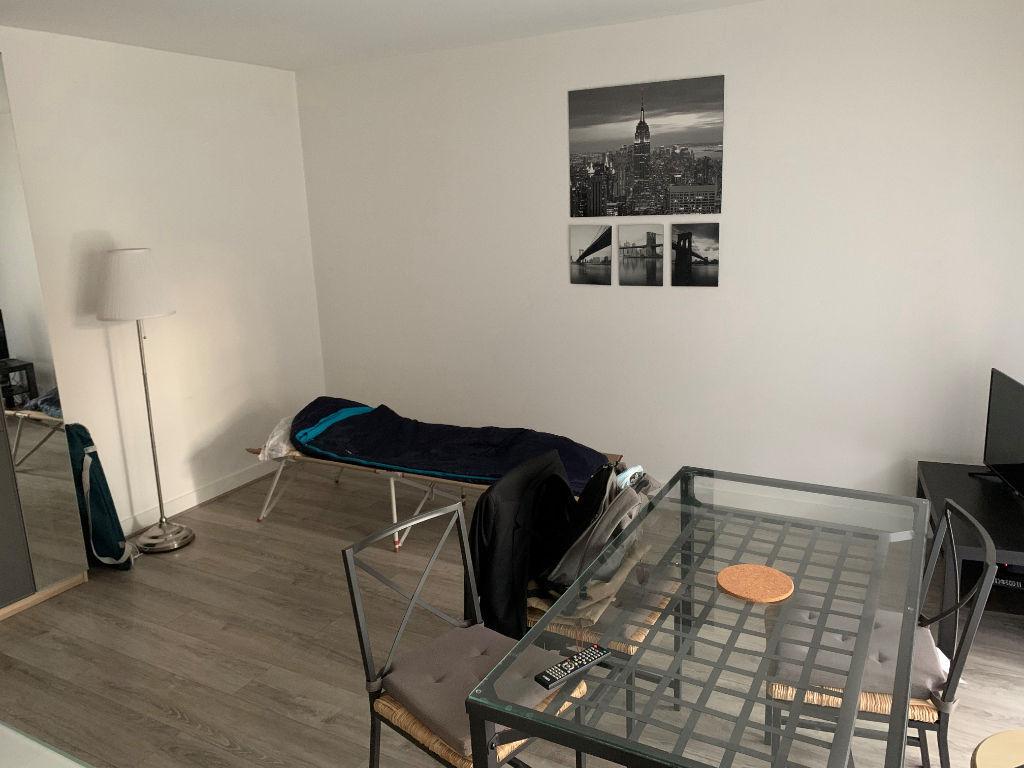 Appartement a louer nanterre - 1 pièce(s) - 26.33 m2 - Surfyn