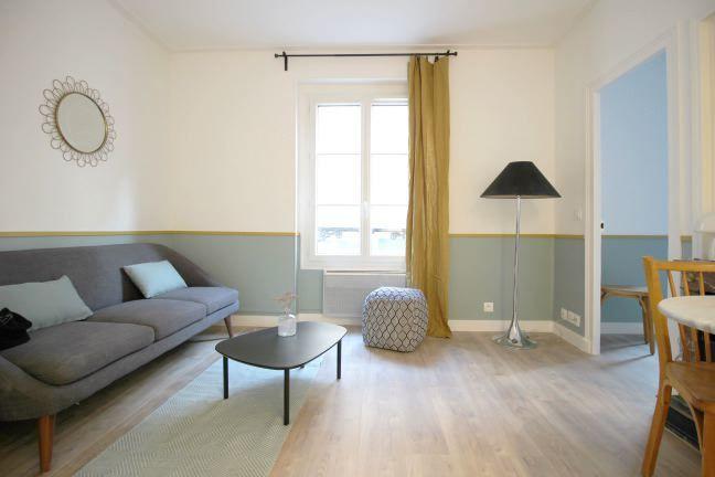 Appartement 2pièces 27m² à Paris 6e
