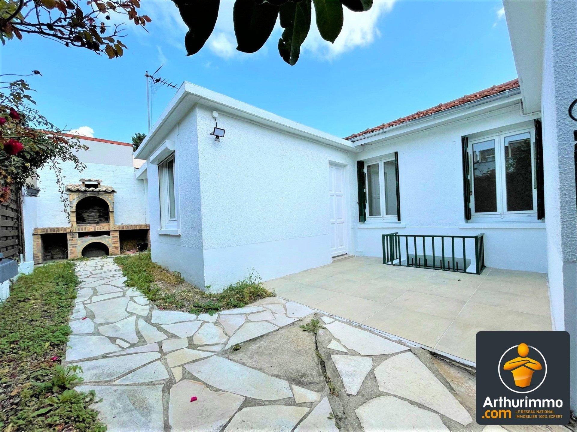 Maison a vendre nanterre - 4 pièce(s) - 72.48 m2 - Surfyn