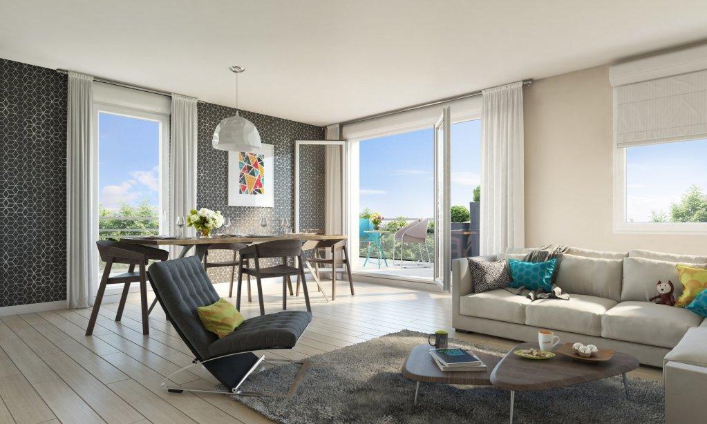 Appartement 4pièces 75m² à Champigny-sur-Marne