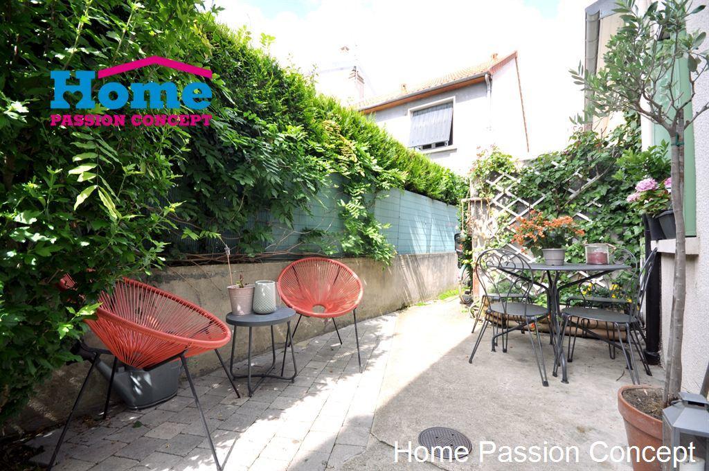 Maison a vendre nanterre - 4 pièce(s) - 95 m2 - Surfyn