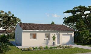 Maison neuve 3pièces 71m² Saint-André-de-Sangonis