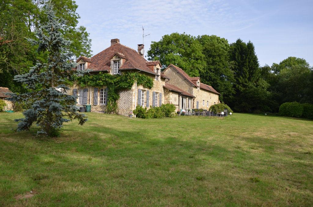 Maison 10pièces 200m² Mortagne-au-Perche
