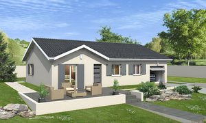 Maison neuve 5pièces 100m² Châtillon-sur-Chalaronne